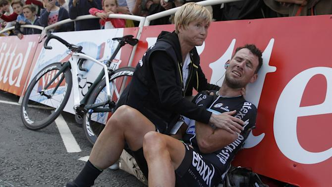 Cycling - Cavendish to return from injury at Tour de l'Ain