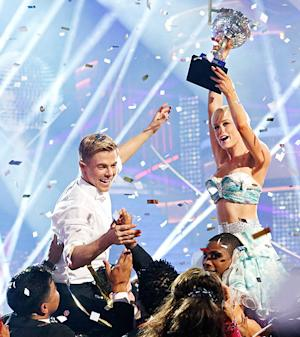 Kellie Pickler Wins Dancing With the Stars: My Husband Cried!