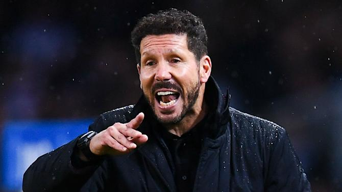 It is normal my son says I'll coach Inter, I will - Simeone