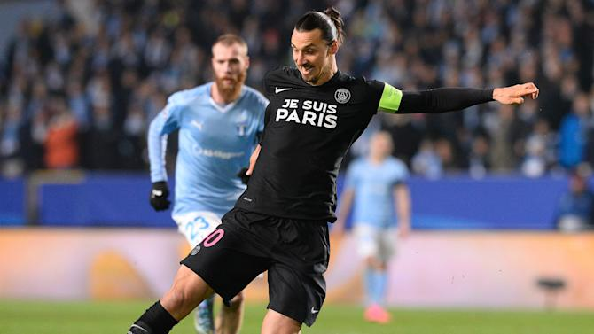 Blanc: Ibrahimovic's Malmo return was a distraction