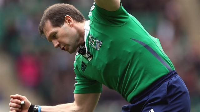 Heineken Cup - Rolland to referee Heineken Cup final