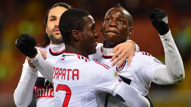 Serie A - Balotelli says game not doing enough to combat racism