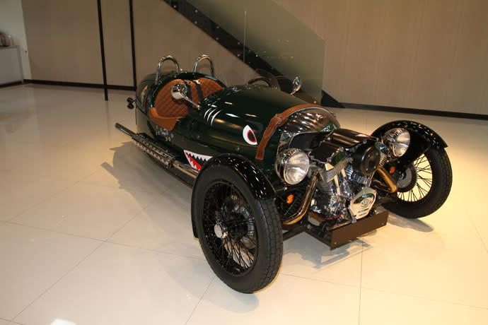 [CARVIDEO 汽車視界] 車壇直擊—Morgan Plus 4-4/Aero Coupe/3 Wheeler 靜態賞車