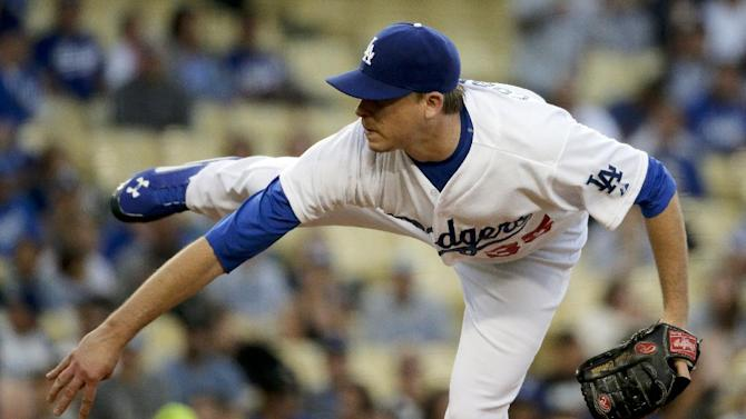 Dodgers beat Padres 8-6 to end 3-game skid