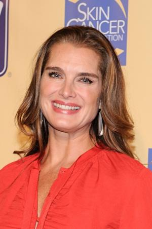 Brooke Shields attends the 2012 Skin Sense Award Gala at The Plaza Hotel, New York City, on October 9, 2012 -- Getty Images