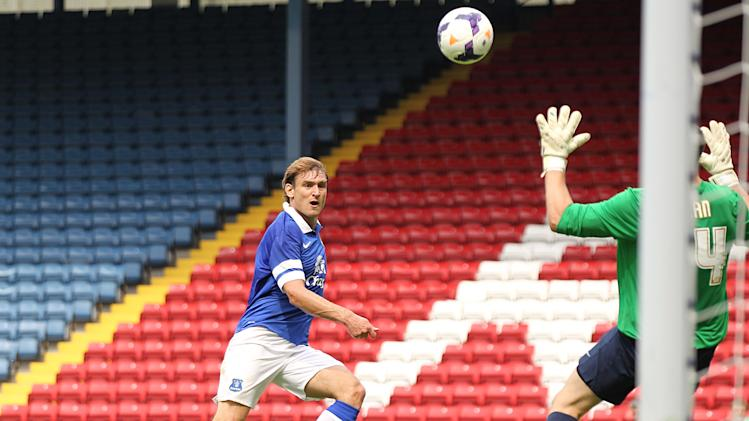 Soccer - Pre Season Friendly - Blackburn Rovers v Everton - Ewood Park
