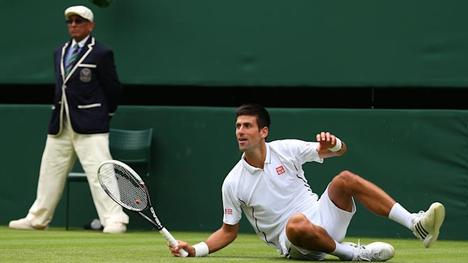 The Championships - Wimbledon 2013: Day Two