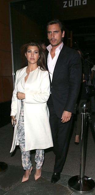 Kourtney Kardashian And Scott Disick On Verge Of Break Up? Kourtney Left 'Miserable' Over Weight Comments