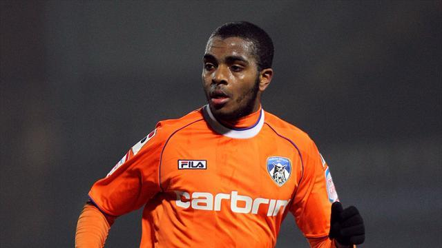 Football - M'Changama departs Boundary Park