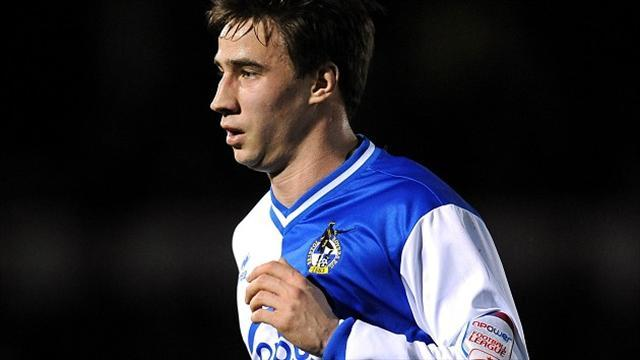 Football - Rovers agree Broghammer deal