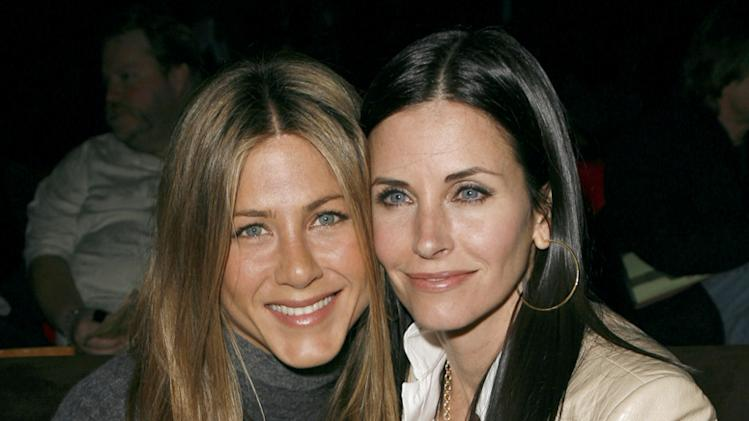 JEnnifer Aniston, Courteney Cox