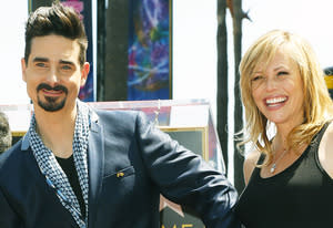 Kevin Richardson and wife Kristin | Photo Credits: meh Akpanudosen/Getty Images