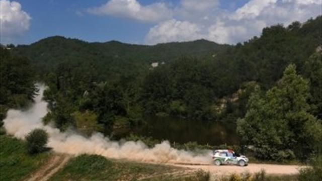 ERC - San Marino Rally taken off calendar