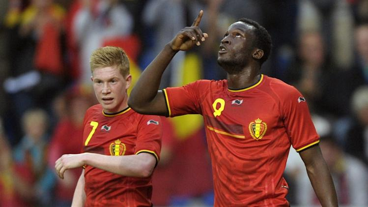 Romelu Lukaku loses international hat trick, Adnan Januzajs debut annulled as Belgium 5   Luxembourg 1 voided