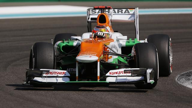 Formula 1 - Bianchi brought in as Marussia axe Razia