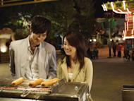 Vic Chou and Reen Yu celebrated New Year together
