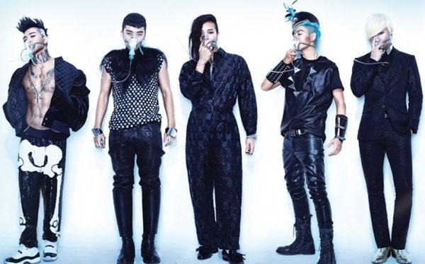 Big Bang to tour South America