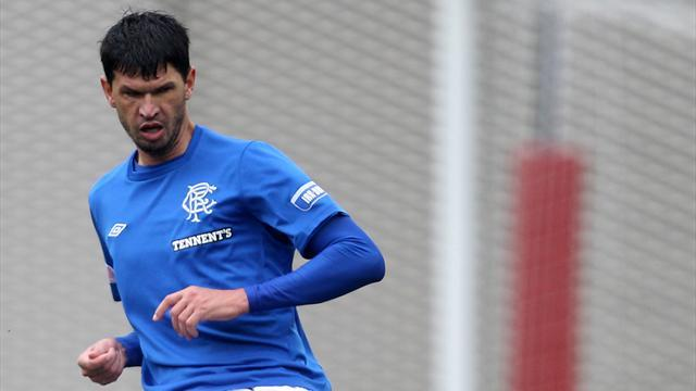 Scottish Football - Rangers lose Emilson Cribari to injury