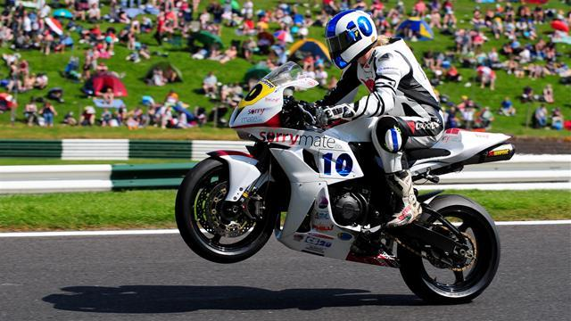 Superbikes - Tinmouth hopes to change perception of female riders