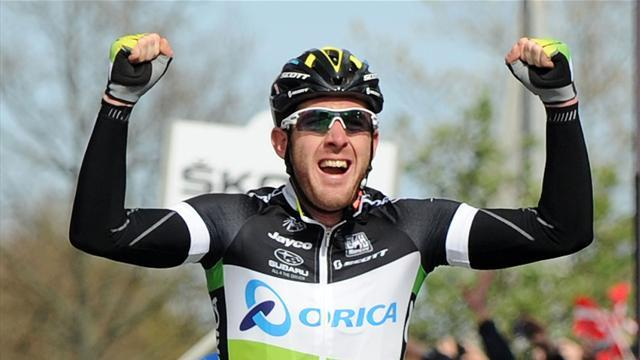 Cycling - Goss wins at Tirreno-Adriatico as Orica-GreenEdge do World Tour double