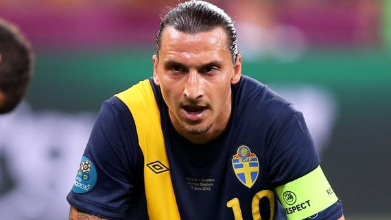 Ibrahimovic home before the postcards? Internal troubles have soured Sweden's mood and leave their Euro 2012 campaign at risk