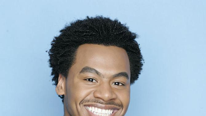"""Gedeon McKinney from Memphis, TN, is one of the contestants on Season 5 of """"American Idol."""""""