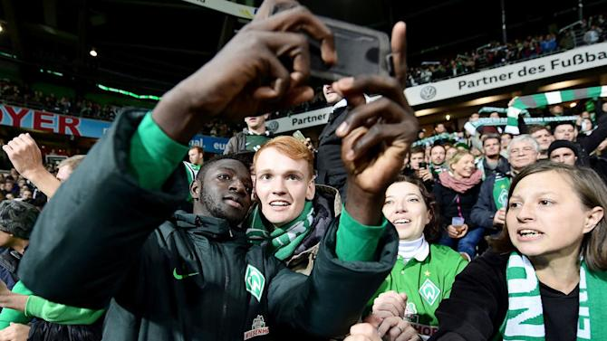 Gambia Refugee Ousman Manneh Completes 'Dream Come True' Moment After Scoring Bundesliga Goal