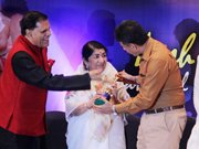 Lata Mangeshkar conferred with first Yash Chopra Memorial Award