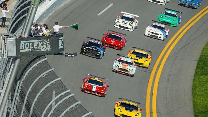 Daytona 101: Everything you need to know about America's 24-hour endurance race