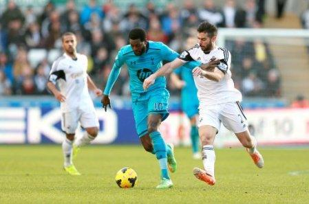 Soccer - Barclays Premier League - Swansea City v Tottenham Hotspur - Liberty Stadium