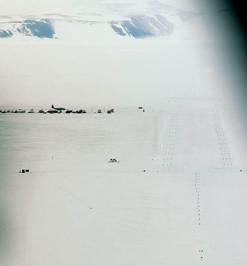 Sea Ice Runway