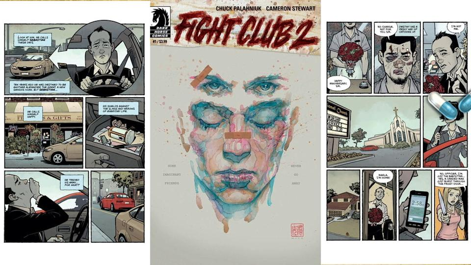 A special 'Fight Club' sequel is on the way