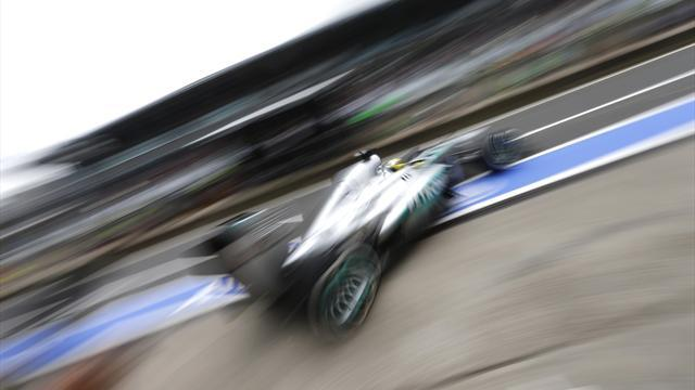 Formula 1 - Mercedes admission fails to placate angry Rosberg
