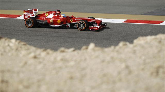 Bahrain Grand Prix - Bahrain to switch to night race in 2014