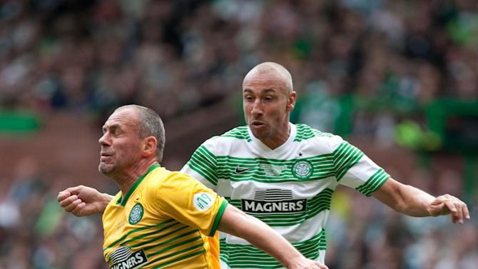 Soccer - Charity Match - Celtic XI v Stiliyan's XI - Celtic Park