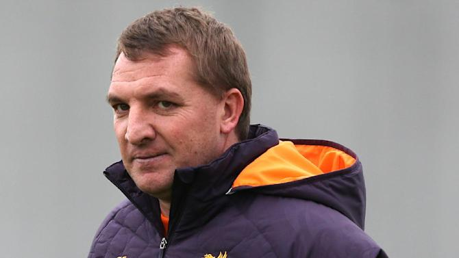Brendan Rodgers cannot believe Liverpool were not awarded a penalty