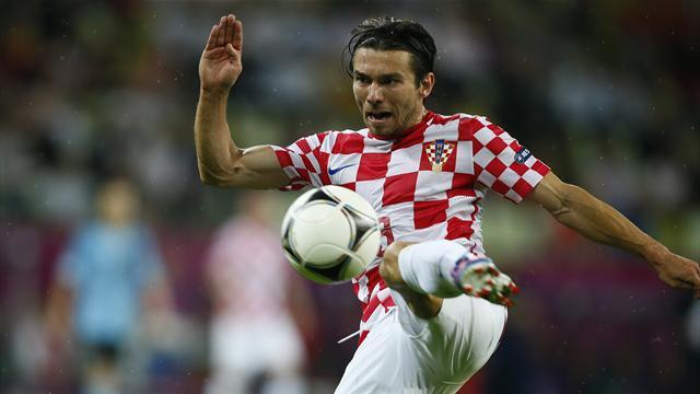 World Cup - Croatia recall Pranjic for Iceland play-off