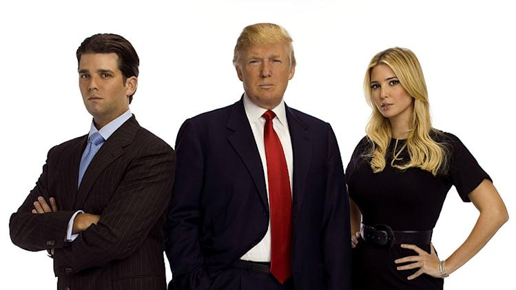 Donald Trump, Jr., Donald Trump, and Ivanka Trump star as judges in sixth cycle of The Apprentice on NBC.