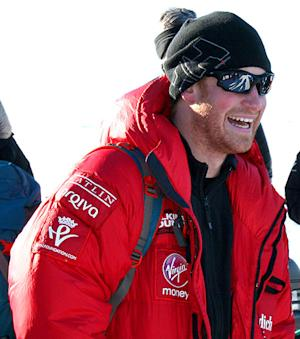Prince Harry Reaches South Pole, Completes Walking With the Wounded Trek