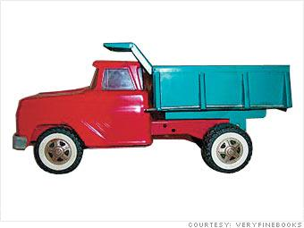 The toy truck turns 48. It was first patented by a 6-year-old.