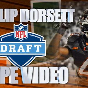 Miami WR Phillip Dorsett   NFL Draft Hype Video