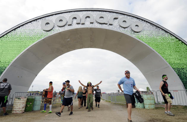 Live Nation buys stake in Bonnaroo music festival