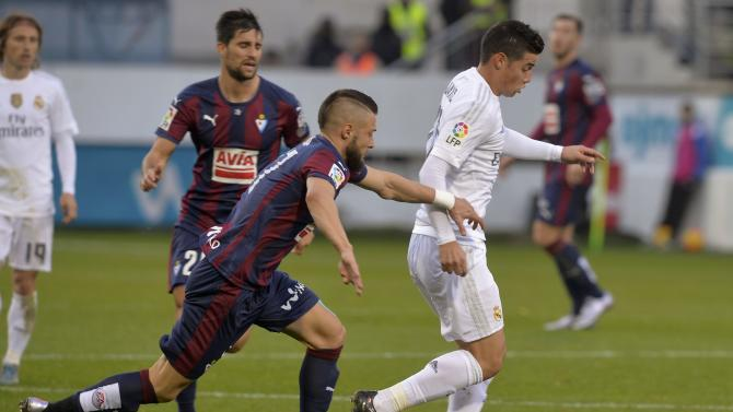 Eibar v Real Madrid - Spanish Liga BBVA