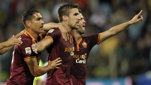 Serie A - Strootman: I can do even better