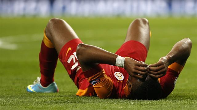 Champions League - Drogba's Galatasaray face huge Real Madrid task