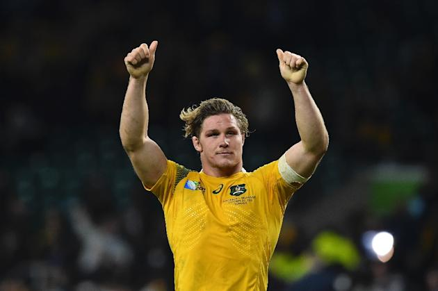 Australia's flanker Michael Hooper believes his team can inflict further Rugby Championship miser on South Africa