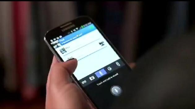The handset maker is considering integrating its mobile software into rival operating systems.