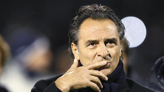 World Cup - Prandelli: England have improved