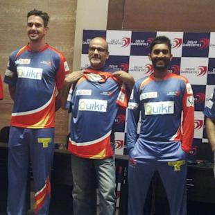 Delhi Daredevils say no to gifts
