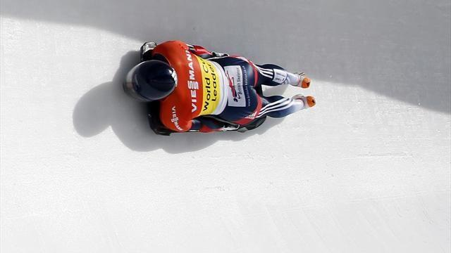 Skeleton - Yarnold rules again with record-breaking World Cup win